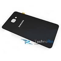 Задняя крышка для Samsung A910 Galaxy A7 (2016) черная