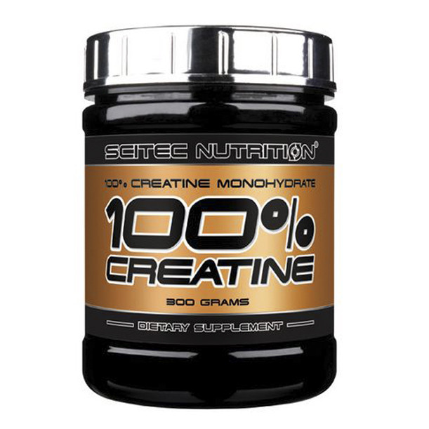Scitec Nutrition 100% Pure Creatine Monohydrate 300 g