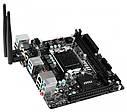 """Материнская плата MSI B150I GAMING PRO AC s.1151 DDR4 """"Over-Stock"""" Б/У, фото 3"""