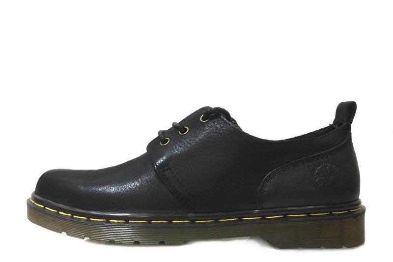 Ботинки мужские Dr. Martens Zip Boots  (Доктор Мартенс) черные - Мультибрендовый интернет-магазин обуви «Лакшери»  в Киеве