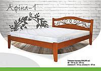 Ліжко дерев'яне букове Афіна 1