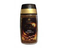 Растворимый кофе 200 г 100% Арабика Bellarom Gold