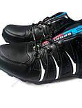 Кроссовки мужские KMB black, фото 3