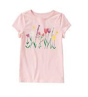 Детская футболка с принтом для девочки Crazy 8