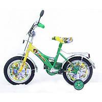 """Детский двухколесный велосипед Mustang - """"Мадагаскар"""" (12 дюймов)***"""