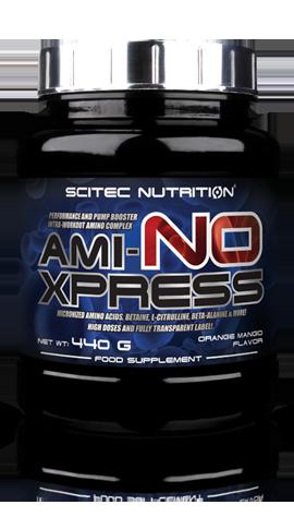 Scitec Nutrition Ami-NO Xpress 440 г