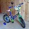 """Детский двухколесный велосипед Mustang - """"Мадагаскар"""" (14 дюймов)***"""