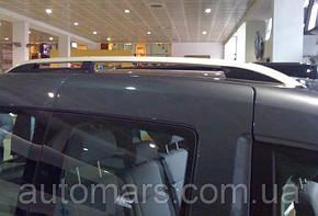 Рейлинги хром VW Caddy (CROWN)