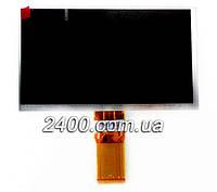Дисплей - матрица планшета Cube U25, Ampe A76, Digma iDm7, Digma iDsD7, Digma Optima 7.3 50pin 3,5х100х165мм