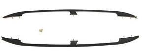 Рейлинги черные Volkswagen T4 (кронштейн пластик)