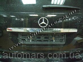 Накладка над номером Mercedes ML W164