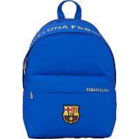 Рюкзак для детей младшей и средней школы, Kite 1001 FC Barcelona, фото 1