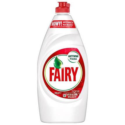 Средство для мытья посуды Fairy 900мл гранат, фото 2