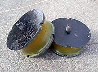 Полиуретановые виброподушки, резиновые виброопоры, для строительной, дорожно - карерной техники.