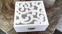 Свадебная коробка для колец