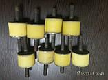 Полиуретановые виброопоры, виброподушки, для строительной, дорожно - карьерной техники., фото 8