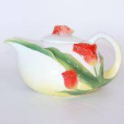 Чайник-тюльпан