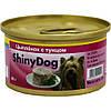 Консервы Gimpet Shiny Dog Chicken & Tuna для собак с курицей и тунцом, 85 г