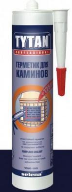 Герметик для каминов Tytan  - Компания «Строй-Сервис» в Кременчуге