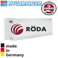 Радиаторы стальные Roda 22 тип 300x400 (547 Bт)