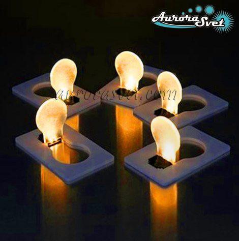 светильник для партмоне