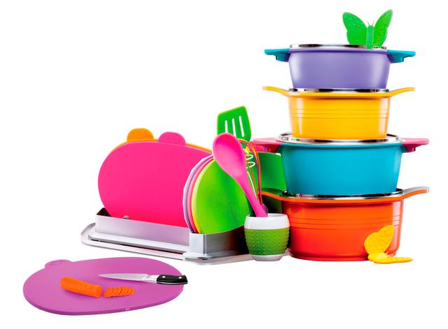 Кулинарные «шедевры» посредством кухонных приборов