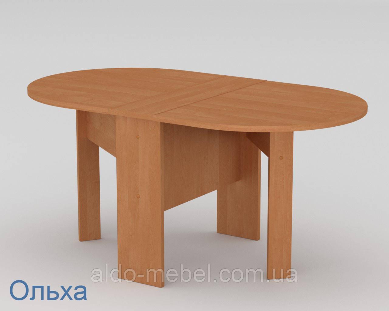 Стол книжка - 5 Габариты Ш - 600 мм; В - 500; Г - 182 мм (Общая Ш - 1058 мм) (Компанит)