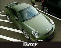 Зелёная матовая пленка KPMF Matt Green, фото 1