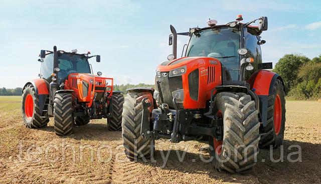 Трактор Kubota предлагает полный ассортимент продукции от тракторов малого и крупного размера, которые активно используются в различных целях.