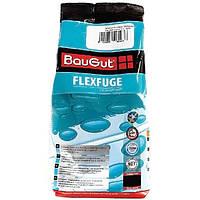 Фуга BauGut Flexfuge 142 коричневая 5 кг