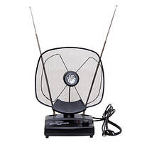 Комнатная ТВ антена PROWEST с усилителем
