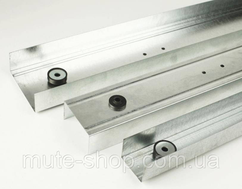 Vibrofix Liner 50 ,  направляющий профиль (ширина 50 мм, длина 3 м)