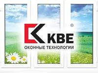 Окно КВЕ 3камерное (2100*1450)