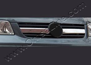 Накладки на радиаторную решётку Volkswagen Т5 (2 шт.)