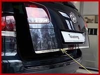 Накладка на кромку багажника Volkswagen Touareg (2002-2010)