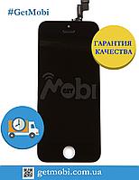 Модуль Iphone 5s se ORIGINAL FOXCONN black дисплей + сенсор (touchscreen)