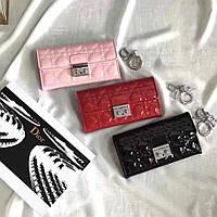 Женские кошельки Dior original quality