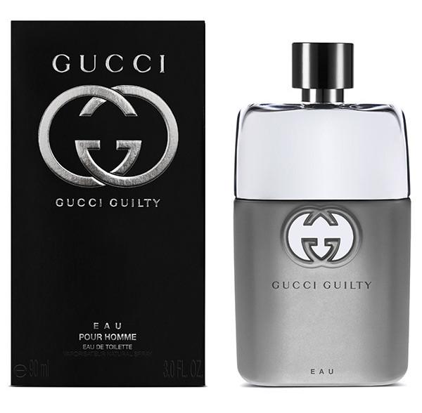 Наливная парфюмерия ТМ EVIS. №142 (тип запаха Guilty Eau Pour Homme)  Реплика