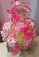 Букет из конфет Розовый каприз