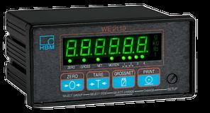 Весовой индикатор WE2110