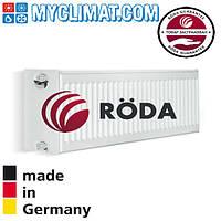 Радиаторы стальные Roda 22 тип 300x1100 (1505 Bт)