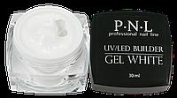 Гель конструирующий №002 белый UV/LED P.N.L