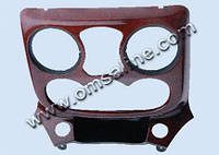 OMSA Fiat Doblo Накладка на переднюю консоль (дерево)
