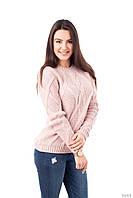 Женская вязанная кофта, размер 42 44 46