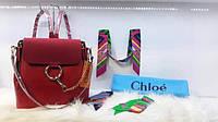 Сумка-рюкзак копия люкс Chloe