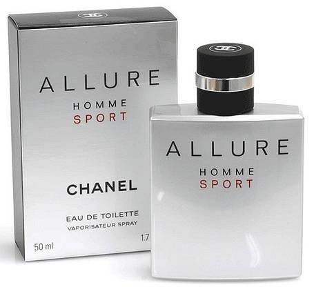 Наливная парфюмерия ТМ EVIS. №102 (тип запаха Allure Homme Sport)   Реплика, фото 2