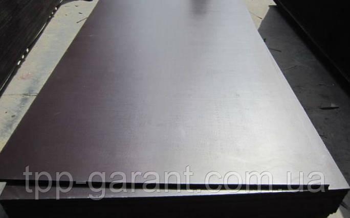 Фанера влагостойкая ламинированная для опалубки 18, 21 мм