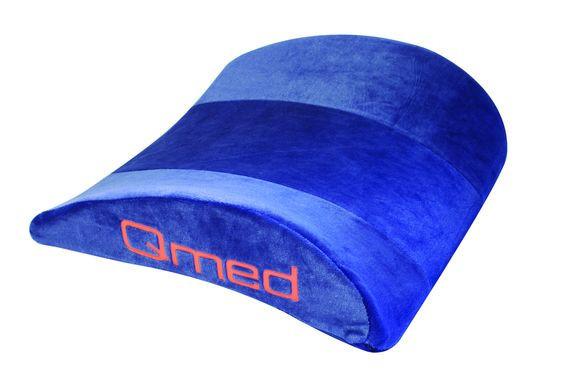 Подушка ортопедическая под спину, для кресла  - Qmed Lumbar Support - MedX Health Care в Киеве