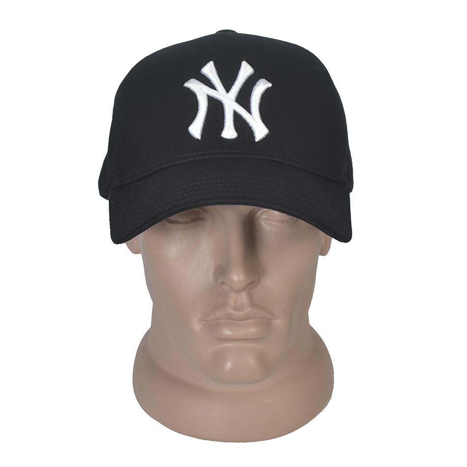 Чоловіча  спортивна  кепка з вишитим логотипом NY