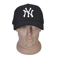 Чоловіча  спортивна  кепка з вишитим логотипом NY, фото 1